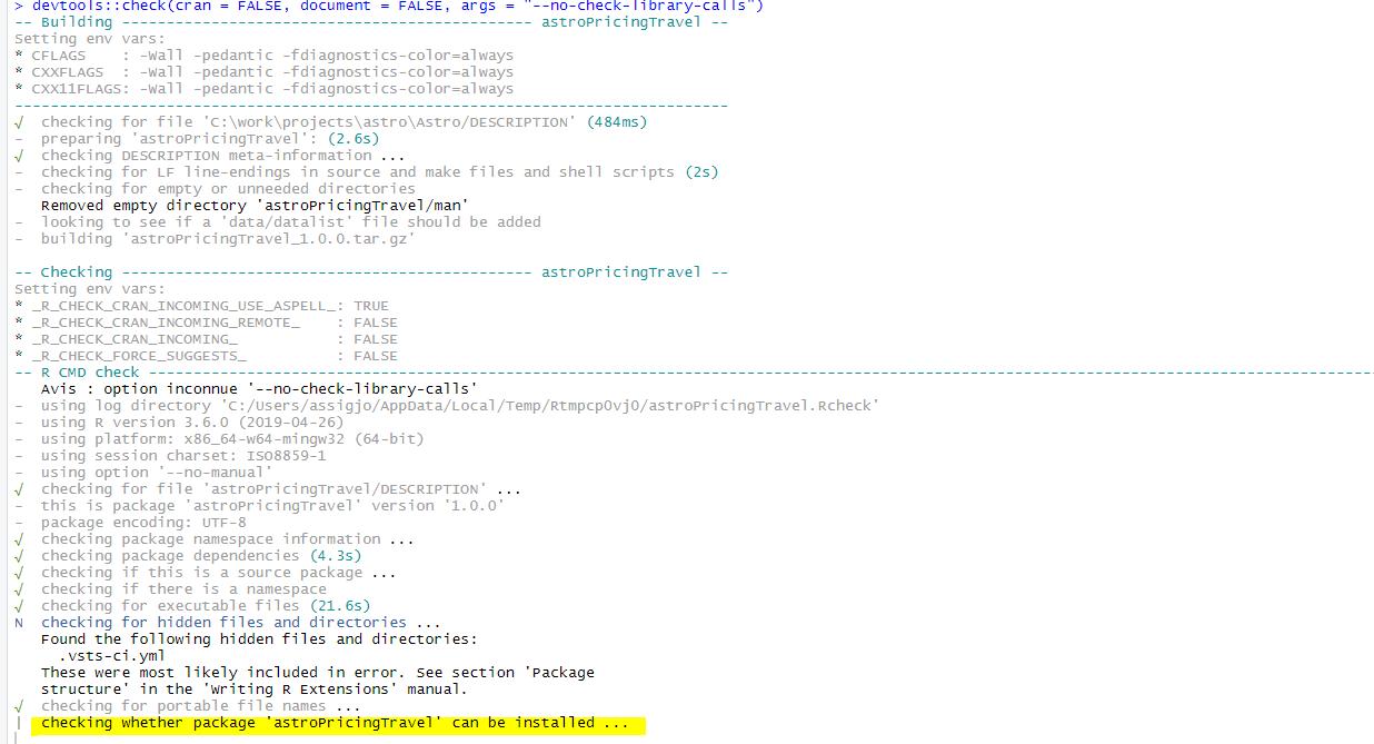 Build plumber script for azure devops - General - RStudio
