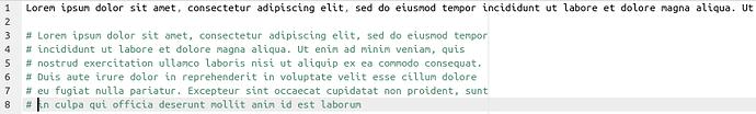 rstudioPasteWrappedText