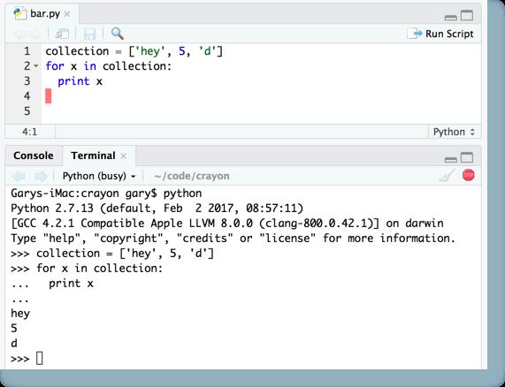 R + Python in IDE - RStudio IDE - RStudio Community