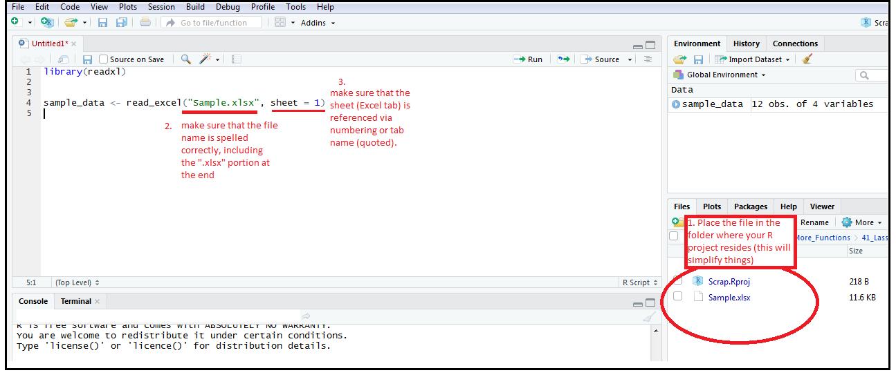 Unable to import Excel workbook - tidyverse - RStudio Community