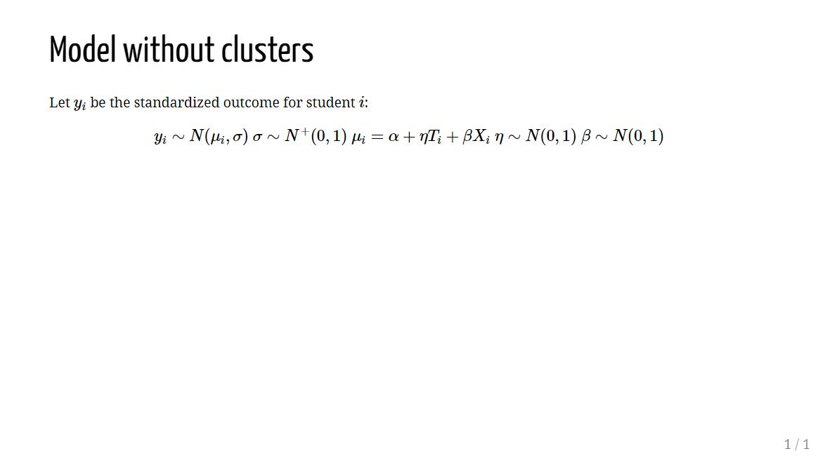 latex equation with xaringan? - R Markdown - RStudio Community