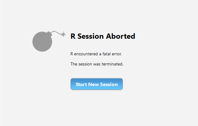 R_Session_Aborted