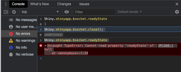 Deploy R Shiny App On Lan Uncaught Typeerror Cannot Read Property Readystate Of Null Shiny Rstudio Community