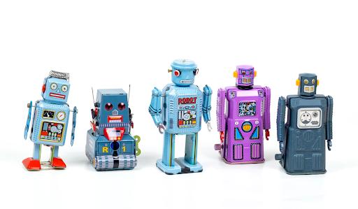 Reproducible robots