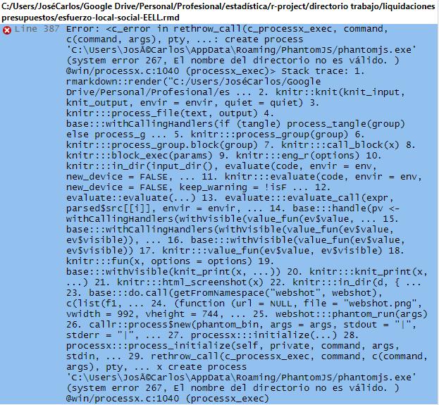 error RStudio knitr to PDF phantomjs.exe